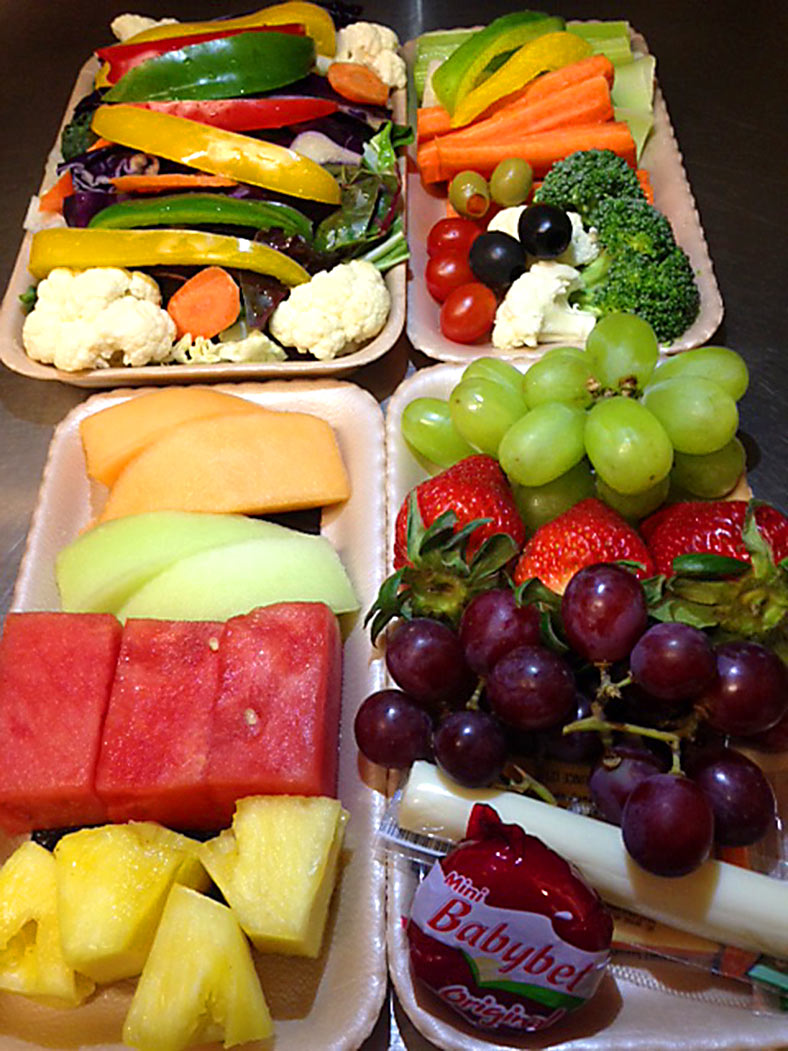 Fruit & Veggie Trays