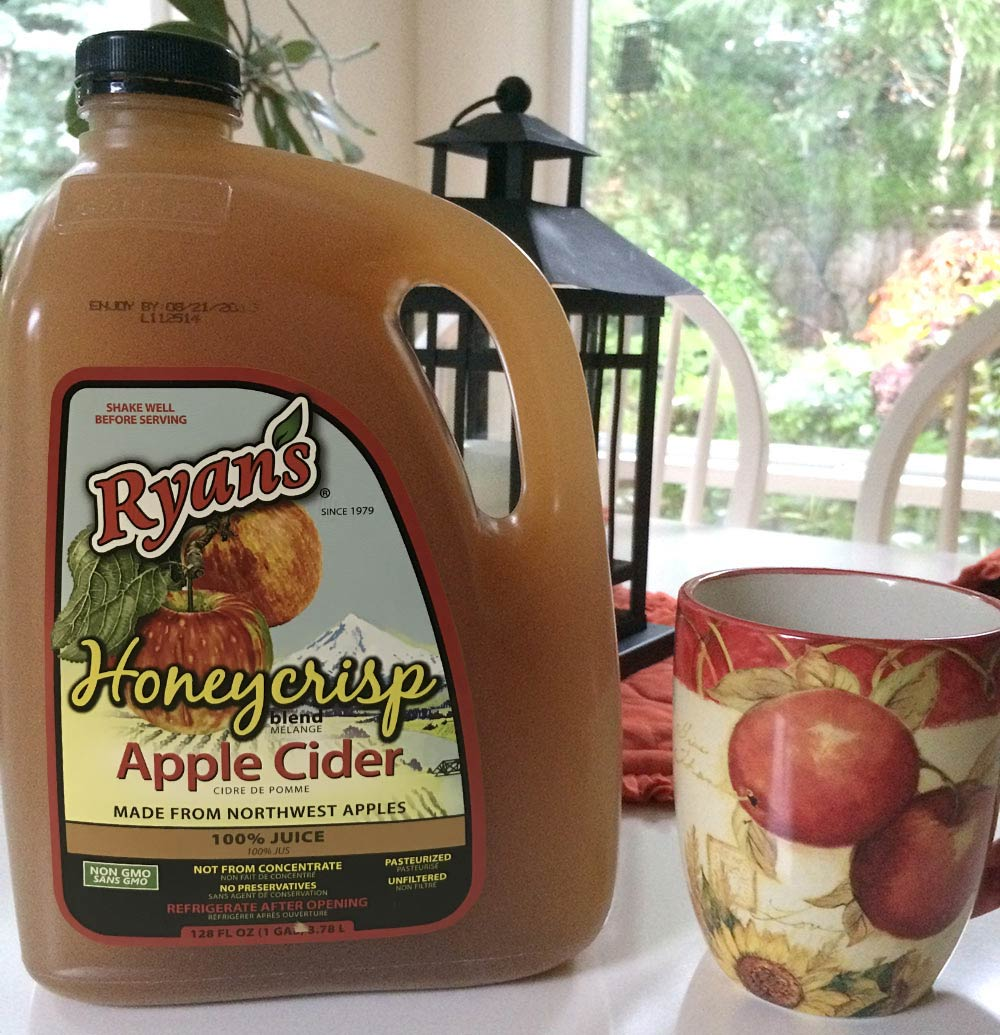 Ryan's Honeycrisp Cider